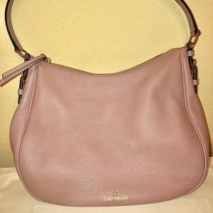 Kate Spade Bag - Pre-owned Pink Blush Hobo 🎀